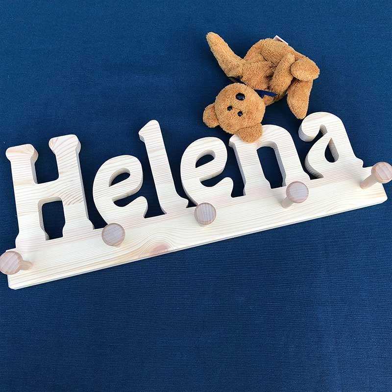 Holzgarderobe Helena
